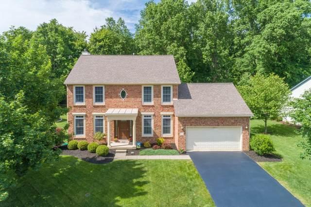 5927 Steward Road, Galena, OH 43021 (MLS #221019066) :: Jamie Maze Real Estate Group