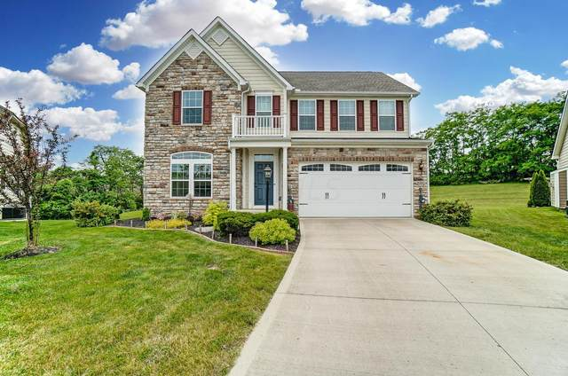 6263 Tournament Drive, Westerville, OH 43082 (MLS #221019080) :: The Raines Group