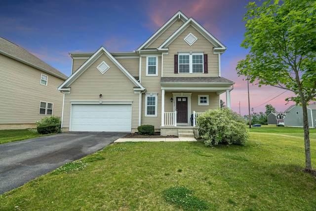1632 La Costa Drive, Marysville, OH 43040 (MLS #221019088) :: Jamie Maze Real Estate Group