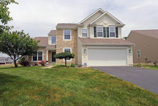 7314 Porter Drive, Canal Winchester, OH 43110 (MLS #221019116) :: Jamie Maze Real Estate Group