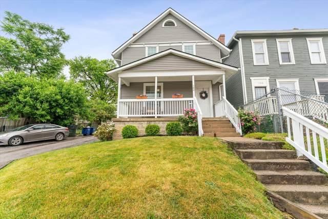182 E 7th Avenue, Columbus, OH 43201 (MLS #221019118) :: The Tobias Real Estate Group