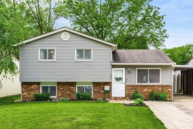 2817 Marigold Avenue, Columbus, OH 43207 (MLS #221019126) :: The Tobias Real Estate Group