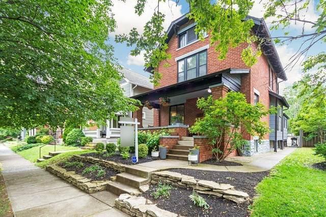302 E Stewart Avenue, Columbus, OH 43206 (MLS #221019147) :: Ackermann Team