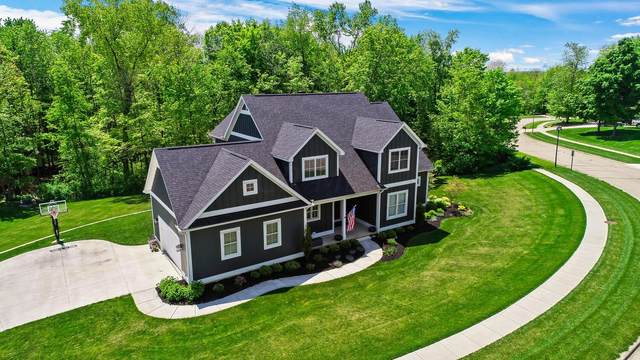 110 Sandpiper Drive, Thornville, OH 43076 (MLS #221019149) :: Berkshire Hathaway HomeServices Crager Tobin Real Estate