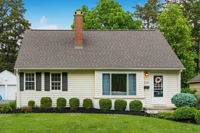 108 Orchard Drive, Worthington, OH 43085 (MLS #221019159) :: Exp Realty