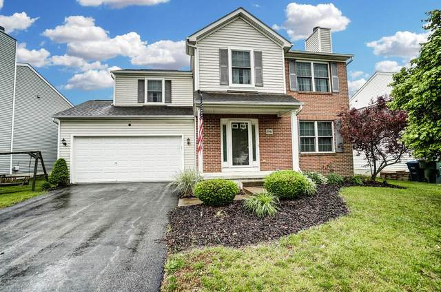 5943 Westbank Drive, Galloway, OH 43119 (MLS #221019166) :: The Tobias Real Estate Group