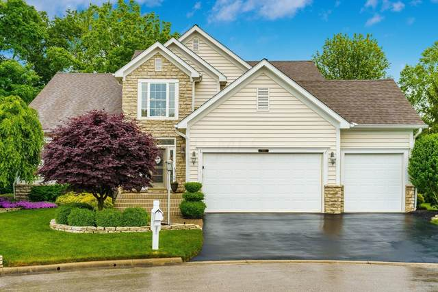 6515 Colonial Place, Westerville, OH 43082 (MLS #221019177) :: RE/MAX Metro Plus