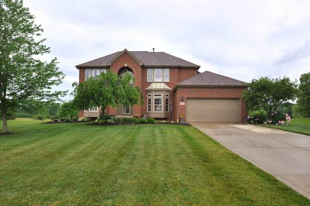 13621 Mottlestone Drive NW, Pickerington, OH 43147 (MLS #221019181) :: The Tobias Real Estate Group