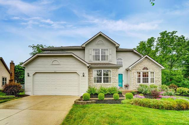 254 Brownstone Court, Westerville, OH 43081 (MLS #221019190) :: The Tobias Real Estate Group