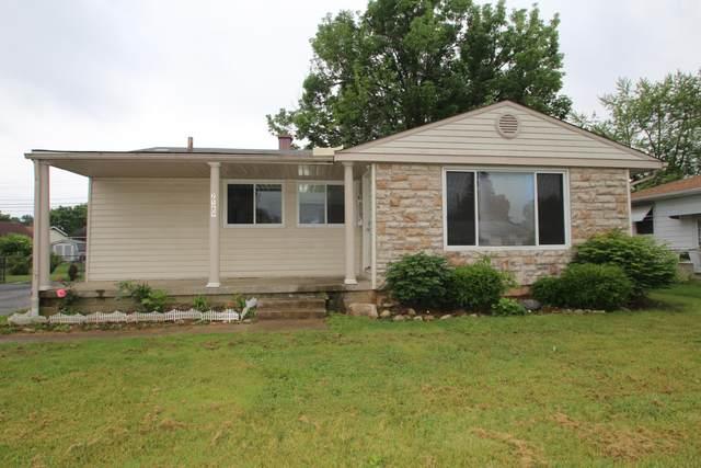 2569 Regina Avenue, Columbus, OH 43204 (MLS #221019200) :: The Tobias Real Estate Group