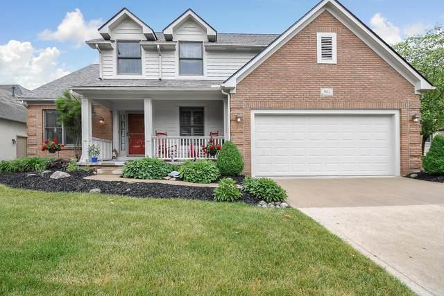 961 Augusta Glen Drive, Columbus, OH 43235 (MLS #221019228) :: Jamie Maze Real Estate Group