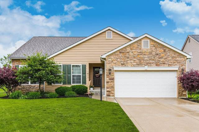 611 Village Park Drive, Powell, OH 43065 (MLS #221019234) :: Bella Realty Group