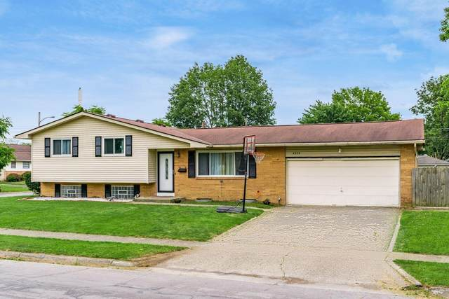 4359 Sidway Avenue, Columbus, OH 43227 (MLS #221019237) :: Jamie Maze Real Estate Group