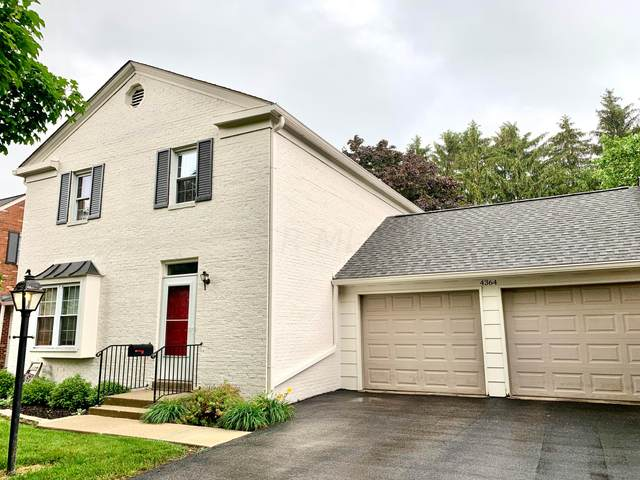 4364 Airendel Court #2, Upper Arlington, OH 43220 (MLS #221019247) :: The Tobias Real Estate Group