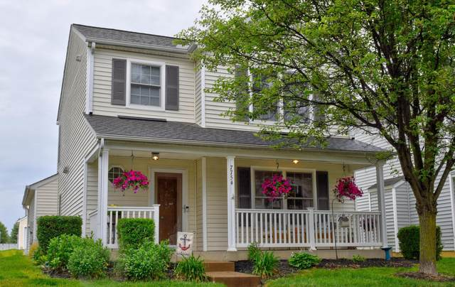 7754 Lupine Drive #157, Blacklick, OH 43004 (MLS #221019297) :: Exp Realty