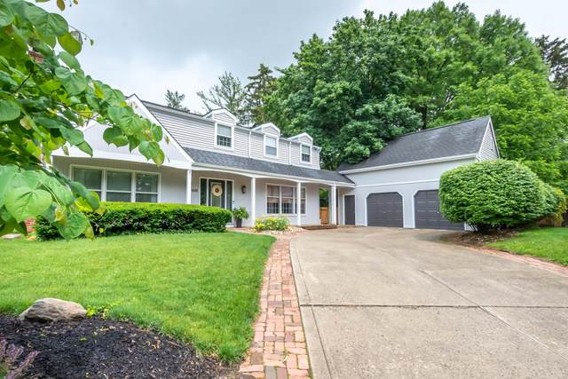 6800 Spruce Pine Drive, Columbus, OH 43235 (MLS #221019322) :: Jamie Maze Real Estate Group