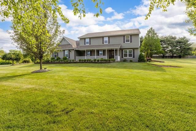 115 Millie Lane, Newark, OH 43055 (MLS #221019324) :: The Tobias Real Estate Group