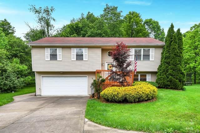 362 Valleyridge Drive, Howard, OH 43028 (MLS #221019338) :: The Raines Group