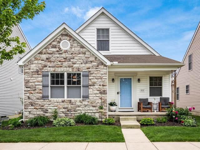 5717 Gadston Way, Columbus, OH 43228 (MLS #221019347) :: The Tobias Real Estate Group