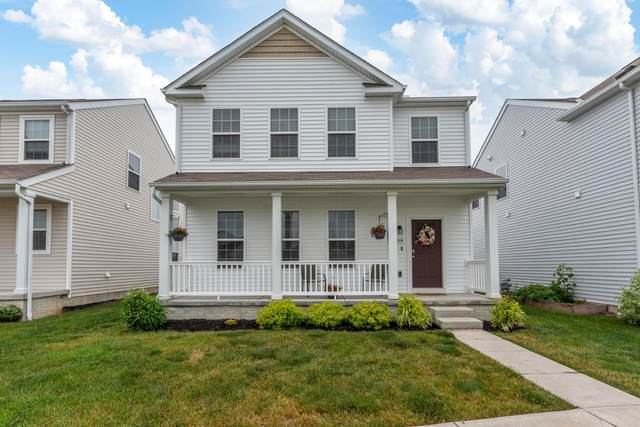 5614 Alliance Way, Columbus, OH 43228 (MLS #221019350) :: The Tobias Real Estate Group