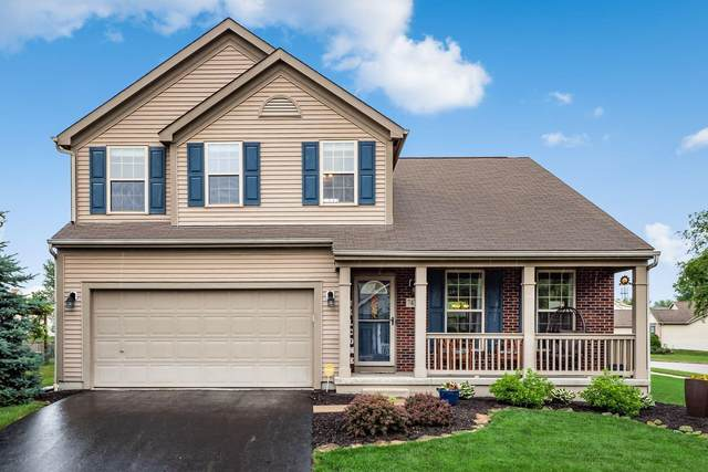 7433 Old River Drive, Blacklick, OH 43004 (MLS #221019351) :: Exp Realty