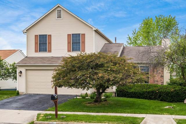 1009 Clifton Chase Drive, Galloway, OH 43119 (MLS #221019352) :: The Tobias Real Estate Group