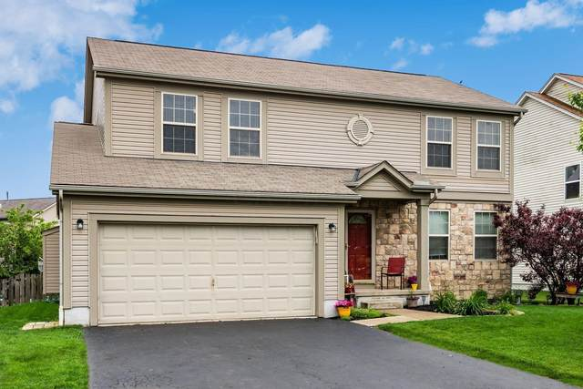 4002 Ponds Edge Street, Grove City, OH 43123 (MLS #221019356) :: Jamie Maze Real Estate Group