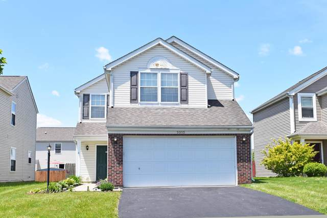 5095 Maple Valley Drive, Columbus, OH 43228 (MLS #221019360) :: The Tobias Real Estate Group