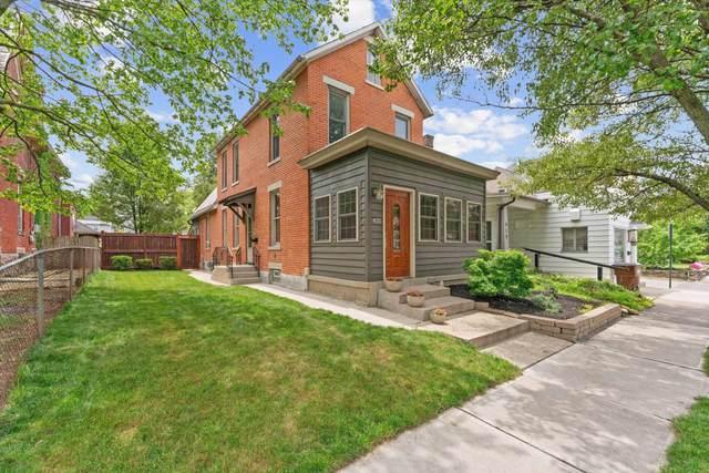 421 E Whittier Street, Columbus, OH 43206 (MLS #221019403) :: Signature Real Estate