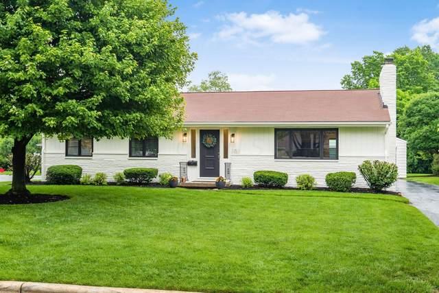 3536 Sciotangy Drive, Upper Arlington, OH 43221 (MLS #221019420) :: Jamie Maze Real Estate Group
