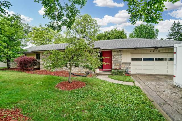 2678 Donna Drive, Upper Arlington, OH 43220 (MLS #221019427) :: The Gale Group