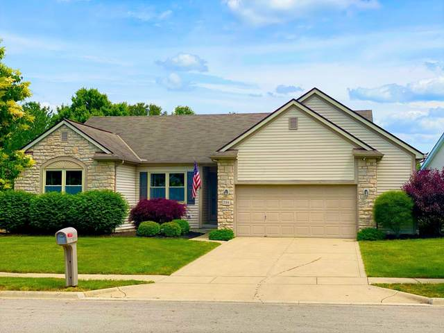 286 E Hocking Street, Canal Winchester, OH 43110 (MLS #221019430) :: Exp Realty