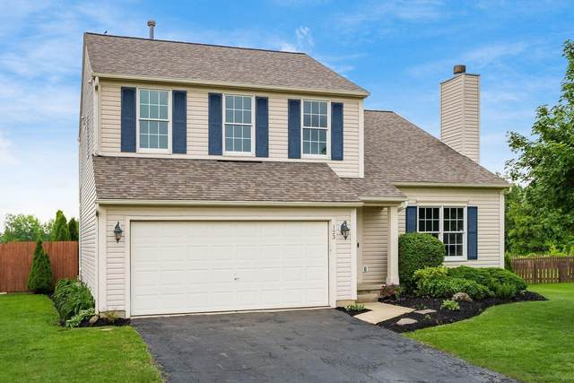 123 Gala Avenue, Etna, OH 43062 (MLS #221019436) :: The Tobias Real Estate Group