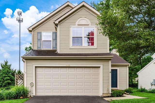1691 Meadowlark Lane, Marysville, OH 43040 (MLS #221019443) :: The Tobias Real Estate Group