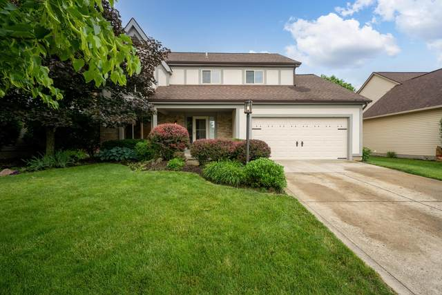 1736 Woodspring Drive, Powell, OH 43065 (MLS #221019452) :: Sam Miller Team