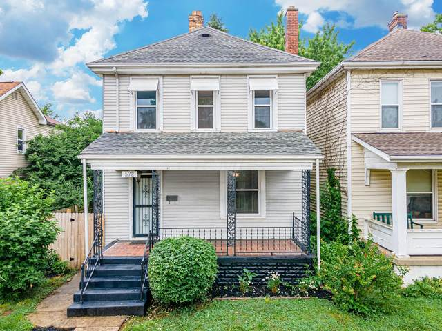 572 Southwood Avenue, Columbus, OH 43207 (MLS #221019472) :: 3 Degrees Realty