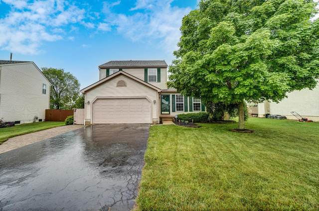 772 Infantry Drive, Galloway, OH 43119 (MLS #221019485) :: The Tobias Real Estate Group