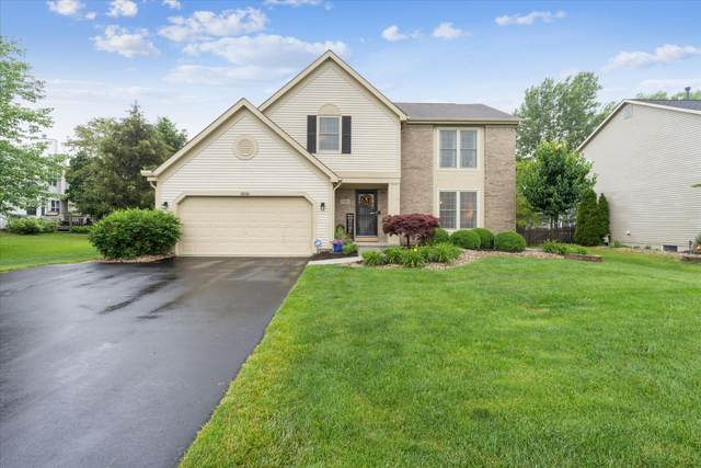 8556 Payson Drive, Lewis Center, OH 43035 (MLS #221019496) :: The Tobias Real Estate Group