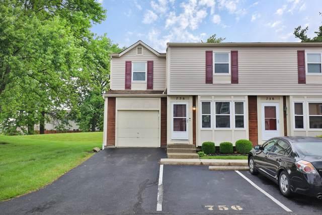 756 Ficus Drive 24-A, Worthington, OH 43085 (MLS #221019504) :: MORE Ohio