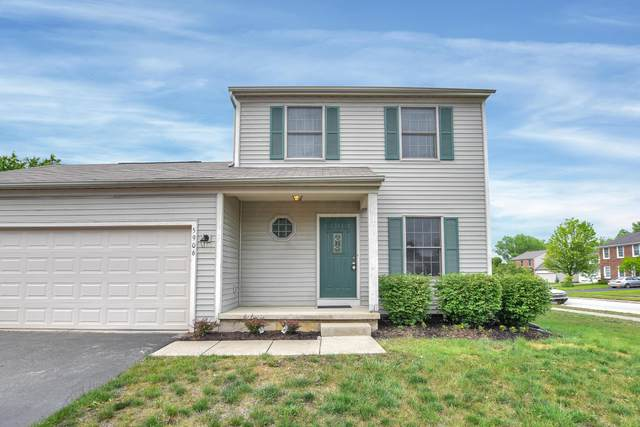 5906 Westbend Drive, Galloway, OH 43119 (MLS #221019506) :: The Tobias Real Estate Group
