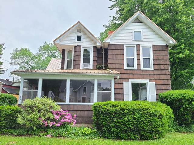 337 Cherry Street, Galion, OH 44833 (MLS #221019553) :: The Holden Agency