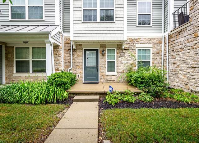 5900 Passage Creek Drive #1806, Dublin, OH 43016 (MLS #221019573) :: The Tobias Real Estate Group