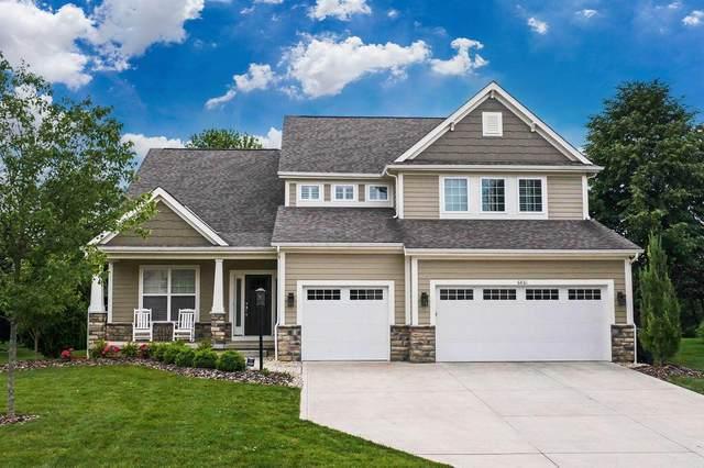 6861 Meadow Glen Drive S, Westerville, OH 43082 (MLS #221019576) :: Sam Miller Team