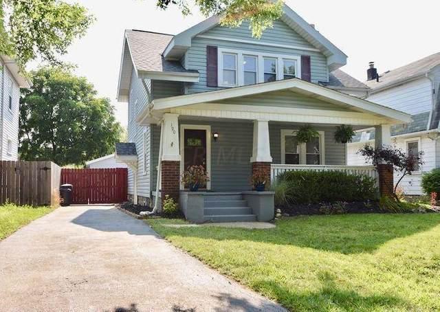 190 Binns Boulevard, Columbus, OH 43204 (MLS #221019591) :: The Tobias Real Estate Group