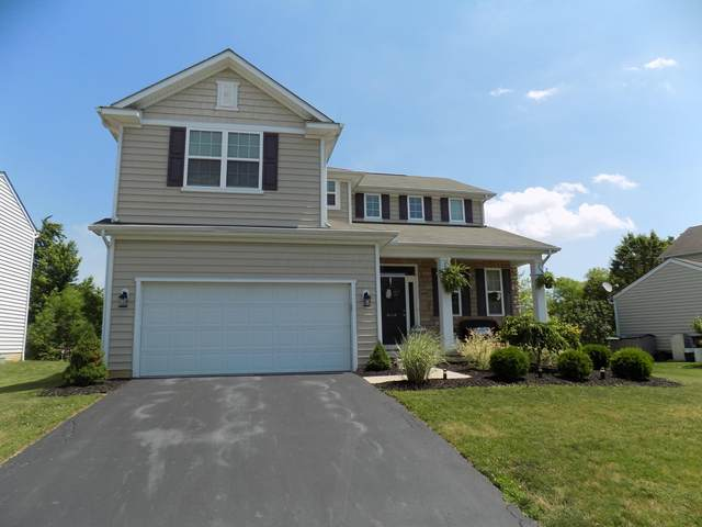 5680 Stevens Drive, Orient, OH 43146 (MLS #221019603) :: The Tobias Real Estate Group