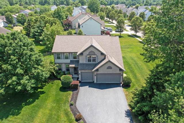 1731 Harrison Pond Drive, New Albany, OH 43054 (MLS #221019614) :: Bella Realty Group