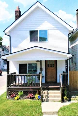 698 Reinhard Avenue, Columbus, OH 43206 (MLS #221019663) :: Susanne Casey & Associates