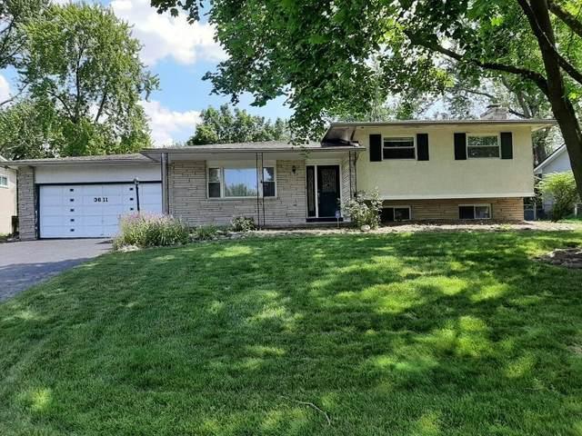 3611 Ridgewood Drive, Hilliard, OH 43026 (MLS #221019688) :: Ackermann Team
