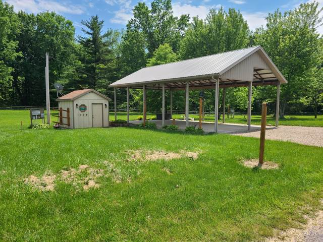 7326 State Route 19 Unit 4 Lots 7,8, Mount Gilead, OH 43338 (MLS #221019706) :: Sam Miller Team