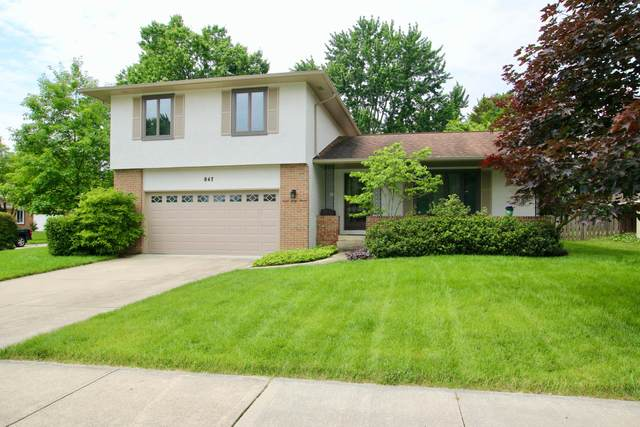 847 E College Avenue, Westerville, OH 43081 (MLS #221019710) :: Exp Realty